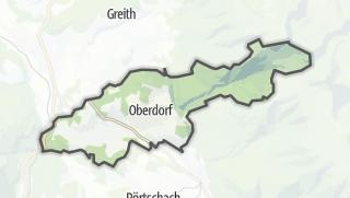 Mapa / Kulm am Zirbitz
