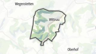 מפה / Wittnau