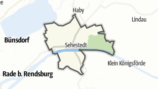 Mapa / Sehestedt