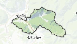 Karte / Sankt Lorenzen bei Scheifling