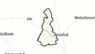 Mapa / Nenndorf