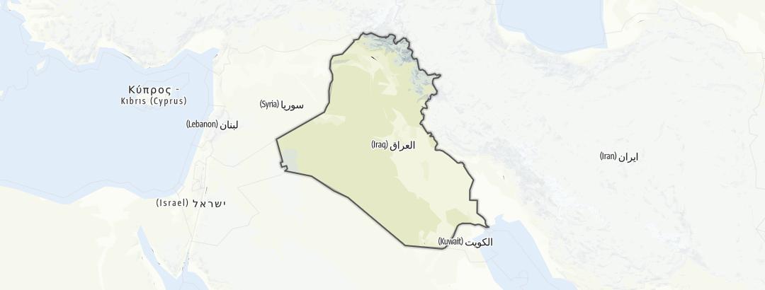 Map / Iraq