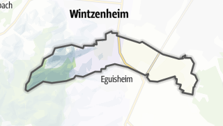 Cartina / Wettolsheim