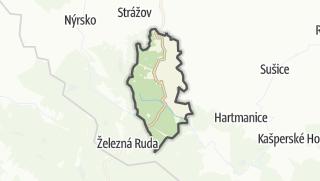 Karte / Čachrov