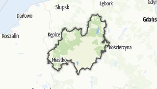Map / Bytowski