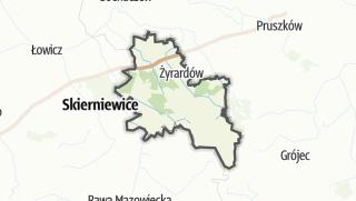 Mappa / Zyrardowski