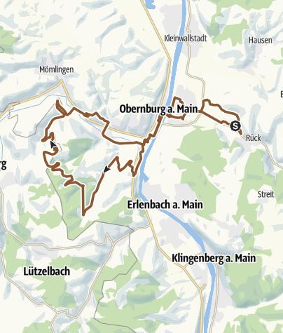 Karte / Ei1 suchen - 6. April 2014