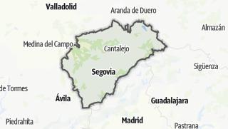 地图 / Segovia