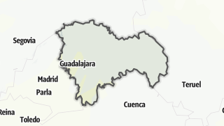 Cartina / Guadalajara