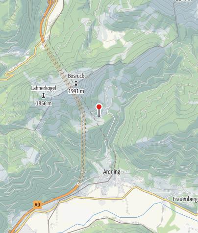Karte / Igelsfeldalm