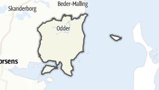 Hartă / Odder