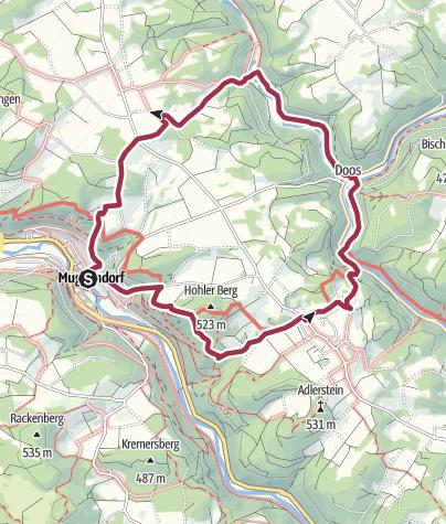 Fränkische Schweiz Karte.Fränkische Schweiz Muggendorf Riesenburg Wanderung
