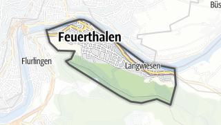 Kart / Feuerthalen
