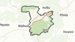 Karte / Rozvadov