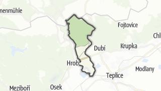 מפה / Koštany