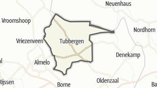 Map / Tubbergen