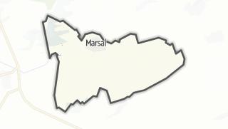 Mapa / Marsal