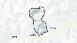 מפה / Ftan