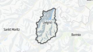 מפה / Livigno