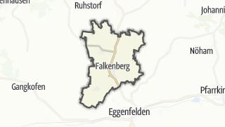地图 / Falkenberg
