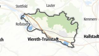 Carte / Oberhaid
