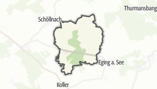 地图 / Außernzell