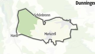 Cartina / Eschbronn