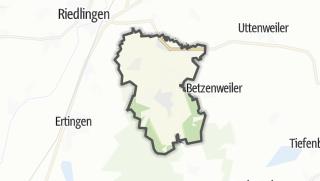 Karte / Dürmentingen