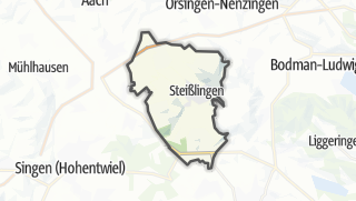Mapa / Steißlingen