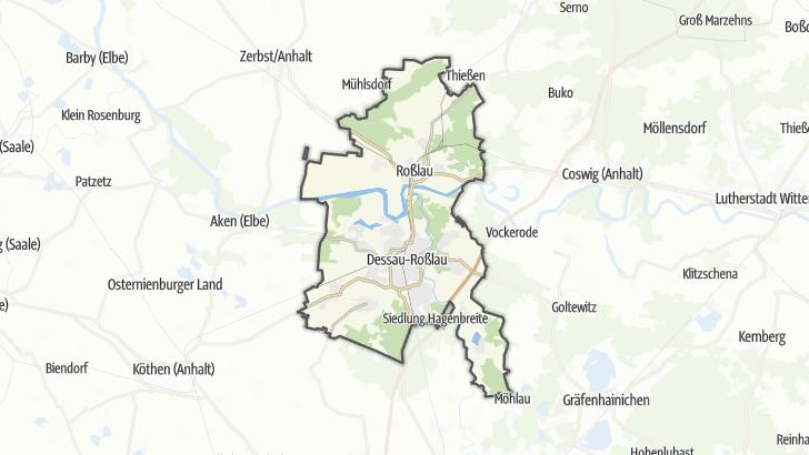 Mappa / Dessau