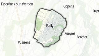 Карта / Pailly