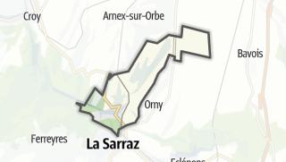 Карта / Pompaples