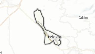 Mapa / Melicucco