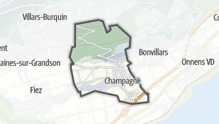Карта / Champagne