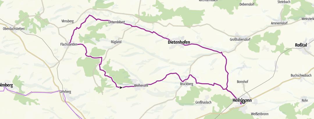 Map / Zenntal