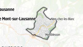 Карта / Epalinges