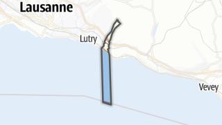 Карта / Villette (Lavaux)
