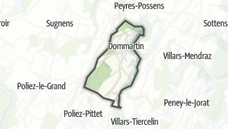 Карта / Dommartin