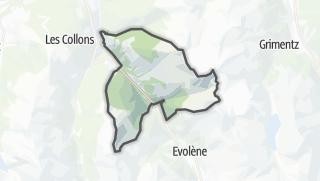 Térkép / Saint-Martin (VS)