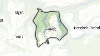 Mapa / Rorodt