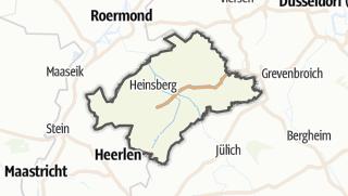 Karte / Heinsberg