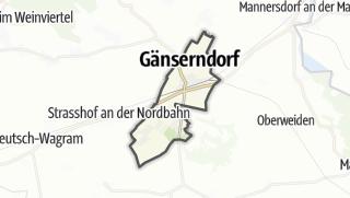 Cartina / Gänserndorf