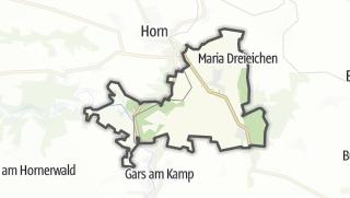Cartina / Rosenburg-Mold