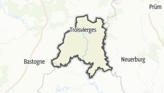 Térkép / Clervaux