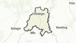 Mapa / Clervaux