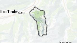 Karte / Weerberg
