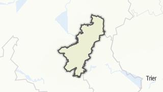 Cartina / Bastogne