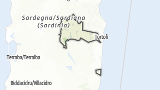 Map / Gennargentu