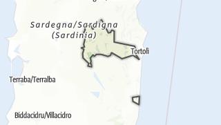 地图 / Gennargentu