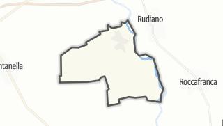 Hartă / Pumenengo